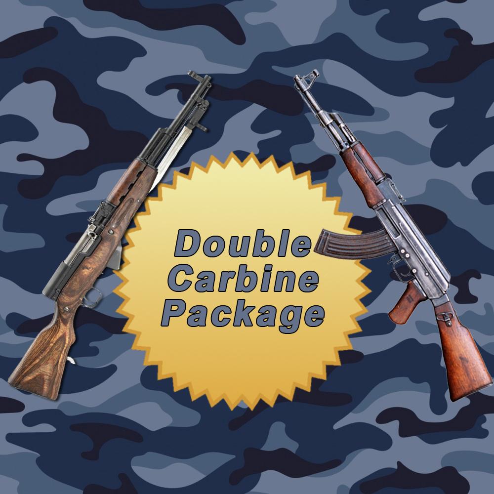 double carbine